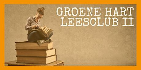 Groene Hart Leesclub II tickets