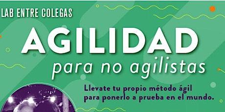 WEBINAR INFORMATIVA LAB DE AGILIDAD PARA NO AGILISTAS entradas