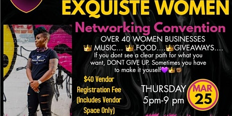 Equisite Women Networking Convention tickets