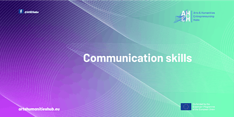 Communication Skills tickets