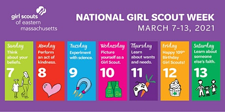 Discover Girl Scout Week! tickets