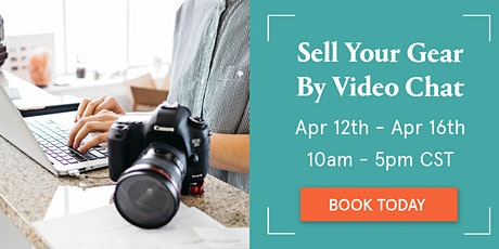 Sell your camera gear - Virtual event with Don's Photo Winnipeg tickets