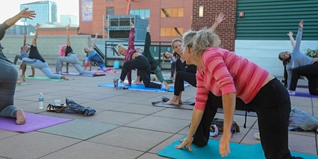Roof Top Yoga and Tarot tickets