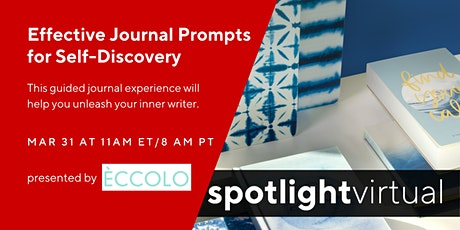 Effective Journal Prompts for Self-Discovery tickets