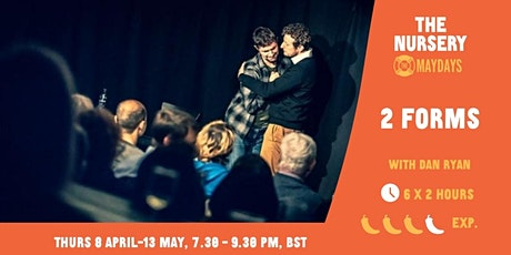 Online Two Forms Improv Course (Four Track and Pretty Flower) tickets