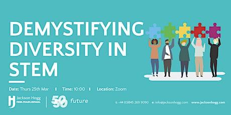 Demystifying Diversity in STEM tickets