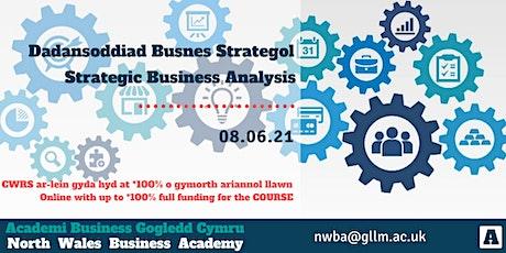 Strategic Business Analysis tickets