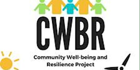 CWBR Symposium tickets