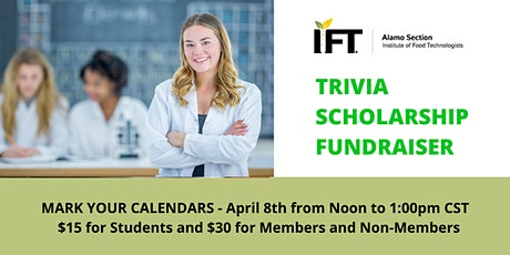 Trivia Scholarship Fundraiser tickets