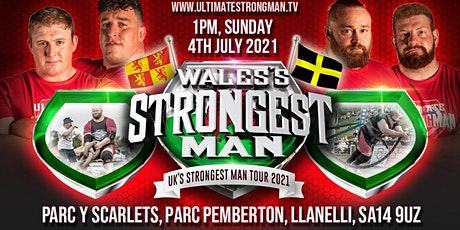 Wales's Strongest Man tickets