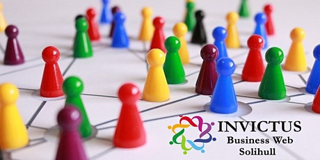 Invictus  Web Solihull- Online Business Networking tickets