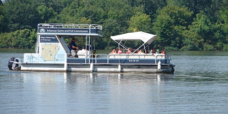 Barge Tours on the Arkansas River tickets
