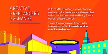 Creative Freelancers Exchange - Beyond Zoom tickets