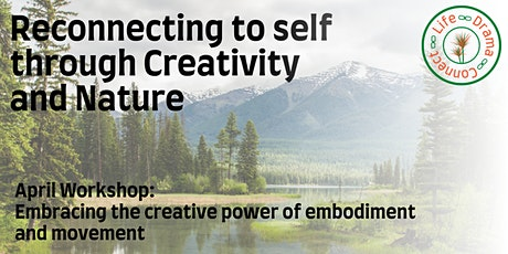 Reconnecting to self through Creativity and Nature tickets