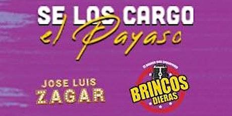 Se Los Cargo el Payaso tickets