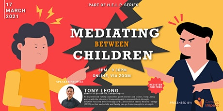 Mediating Between Children tickets