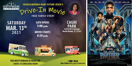 Councilwoman Mary Estime-Irvin's  Drive-in Movie tickets