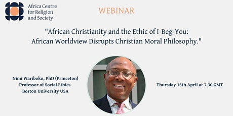 African Worldview and Christian Moral Philosophy tickets