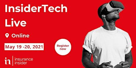 InsiderTech Live 2021 tickets