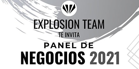 PANEL DE NEGOCIOS tickets