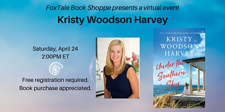 Kristy Woodson Harvey, a virtual book discussion tickets