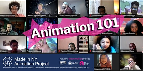 Animation 101 with Surprise Guest Speaker! tickets