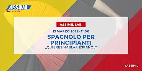 Assimil Lab - Spagnolo per principianti biglietti