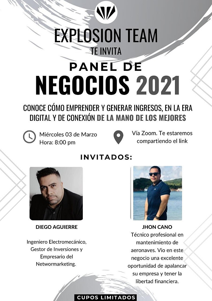 Imagen de PANEL DE NEGOCIOS