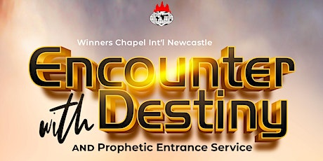 ENCOUNTER WITH DESTINY SERVICE tickets