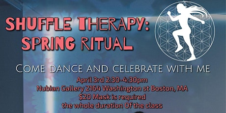 Shuffle Therapy: Spring Ritual tickets