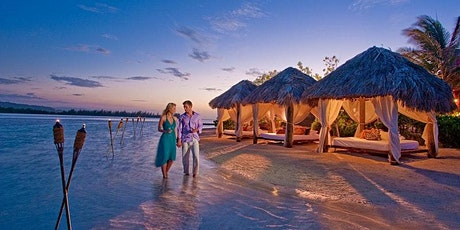 Virtual Evening with Expedia Cruises, Sandals and Beaches Resorts tickets
