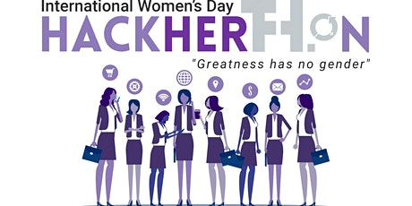International Women's Day 2021 – Virtual Hackathon entradas