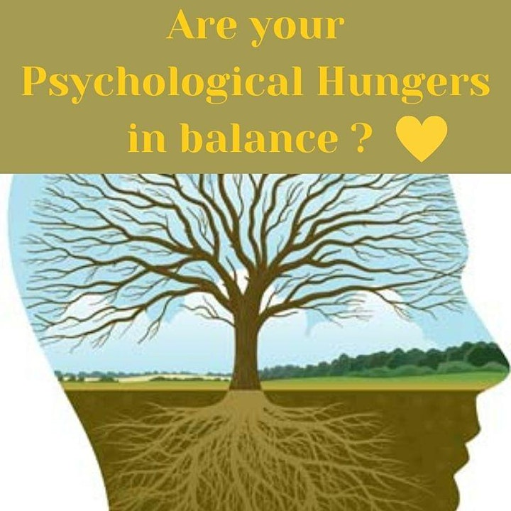 Emotional Wellbeing and understanding our Psychological Hungers image