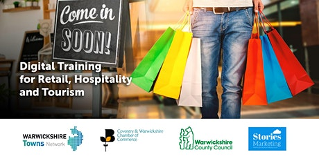 Workshop 1 - Social Media for Retail & Hospitality Businesses tickets