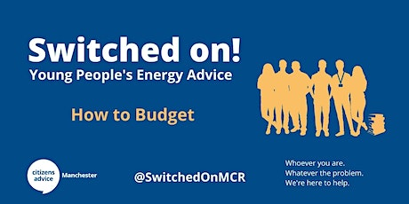 Switched On - How to Budget tickets
