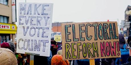 Réforme électorale: Où en sommes-nous et quelle est la suite ? billets