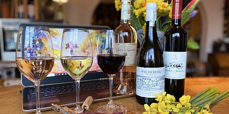 Virtual Spring Wine Tasting with Master of Wine Mike Best tickets