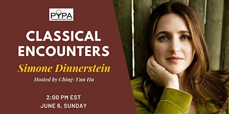 Classical Encounters: Simone Dinnerstein tickets