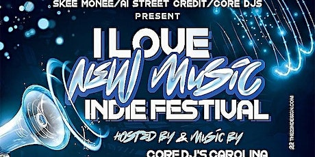 The I Love New Music Indie Festival tickets