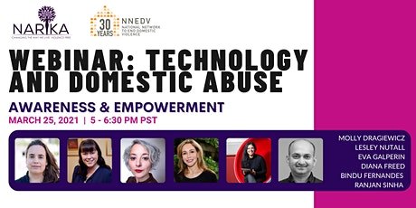 Webinar: Technology and Domestic Abuse tickets