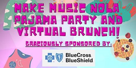 Pajama Party Brunch tickets