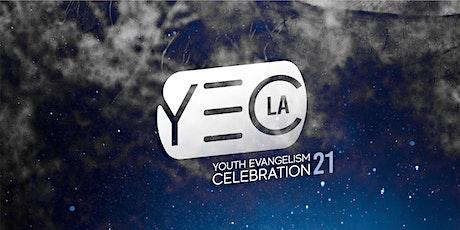 YEC 2021 tickets