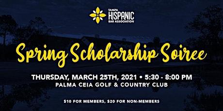 Spring Scholarship Soiree tickets
