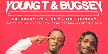 Young T & Bugsey at The Foundry tickets