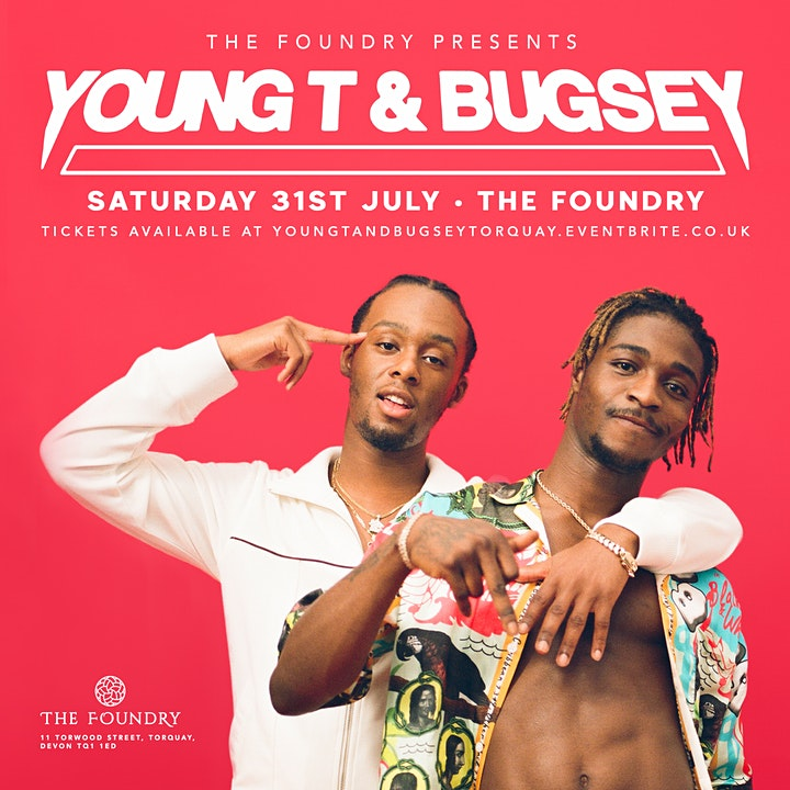 Young T & Bugsey at The Foundry image