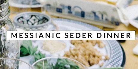 Messianic Seder Dinner tickets