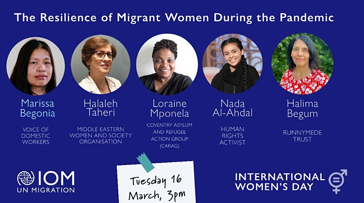 The Resilience of Migrant Women During the Pandemic image