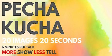Pecha Kucha plus Artists Film Showing tickets