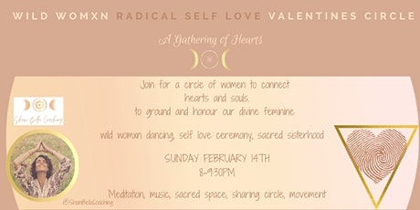 Wild Womxn Self Love Valentine's Circle tickets