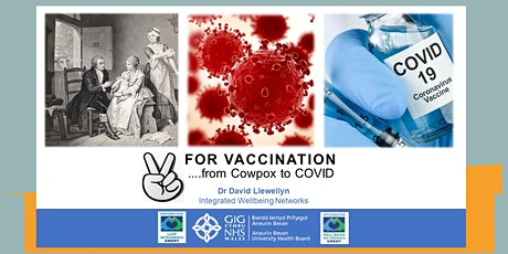 V for Vaccination (Cowpox to Covid) tickets